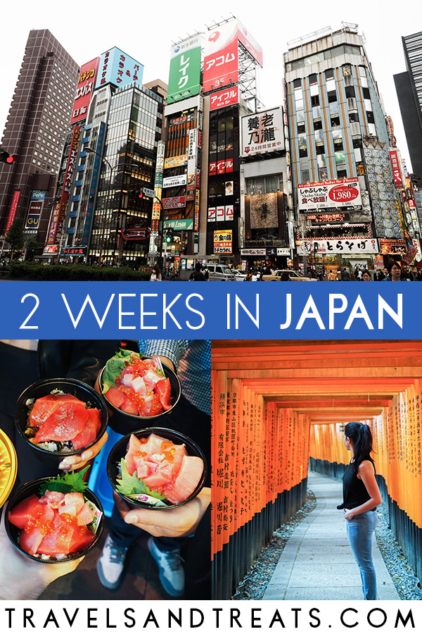 2 Weeks In Japan Itinerary Must See Places In Japan For Your First Trip