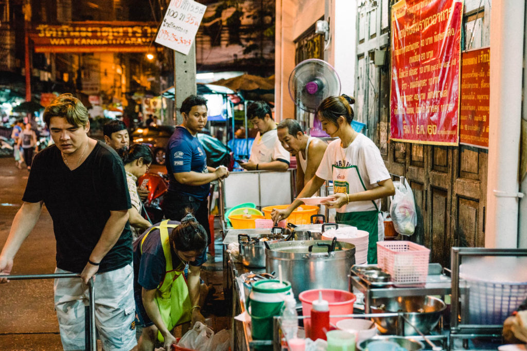 significance of street food To determine how many times filipino's especially marikeno's eating street foods a day 3 significance of street food is ready-to-eat food or drink sold in.