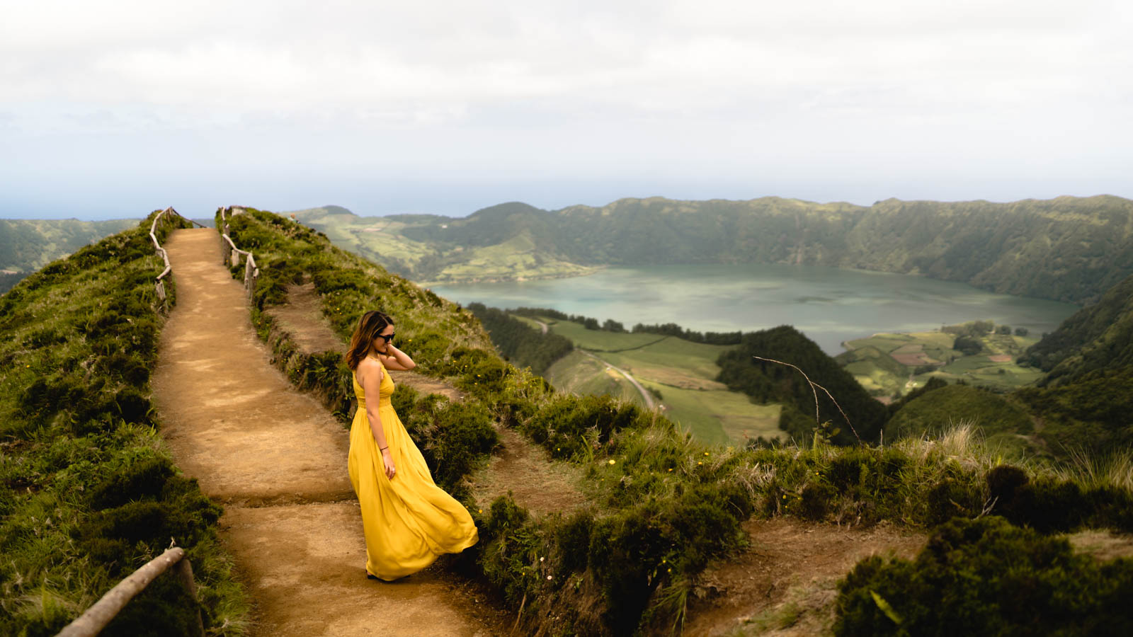 A Guide To Sete Cidades Hikes And Views In Sao Miguel Azores